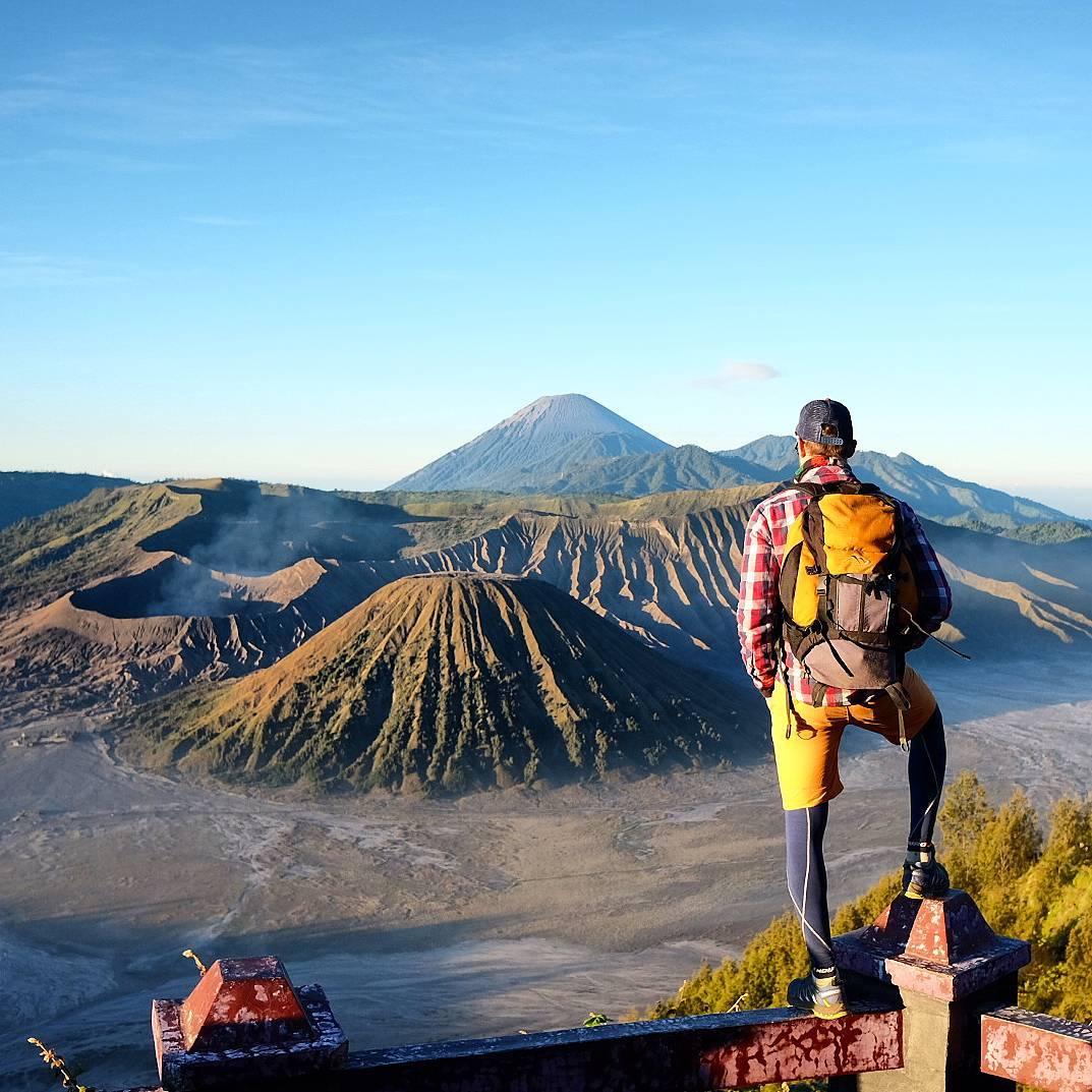 Jawa and Bromo national park